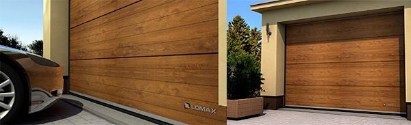 rustikal - imitácia dreva