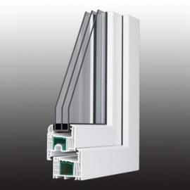 izolačné trojsklo / súčiniteľ prestupu tepla Uf od 0,5 W/m2K /