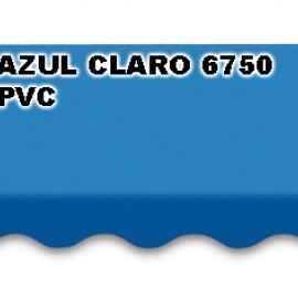 AZUL CLARO 6750 PVC
