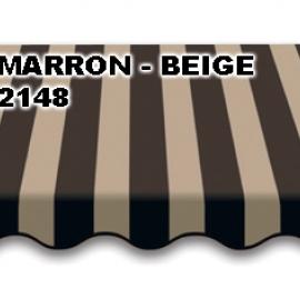 MARRON -BEIGE 2148