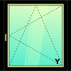 okno troj./ F - OS - F  /