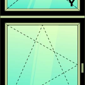 okno zvis.dvoj./ S -OS /