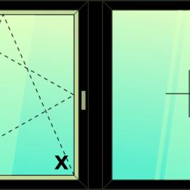 okno dvoj. / OS - F /