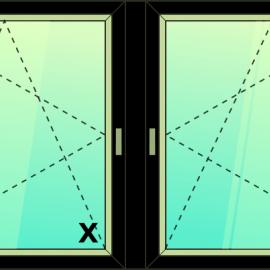 okno dvoj. / OS -OS /